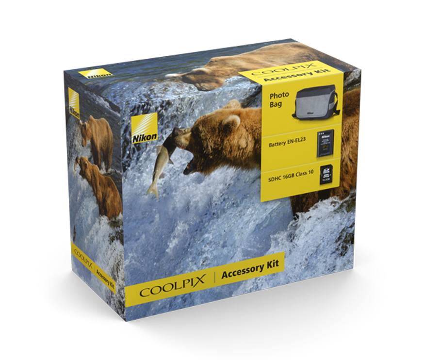 COOLPIX P900 Accessory Kit Others Compact Accessories